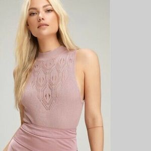 Free People On Point Bodysuit | NWT SZ S
